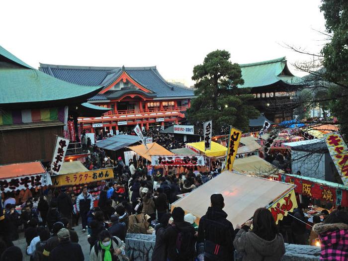 高幡不動尊2012_0102