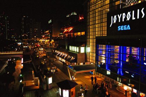 お台場夜景201010-3