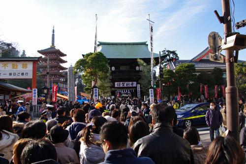 高幡不動尊20110103-12