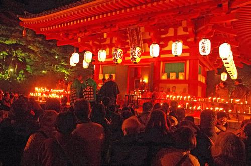 高幡不動尊万燈会201411-14