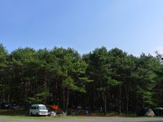 本栖湖キャンプ場200905-5