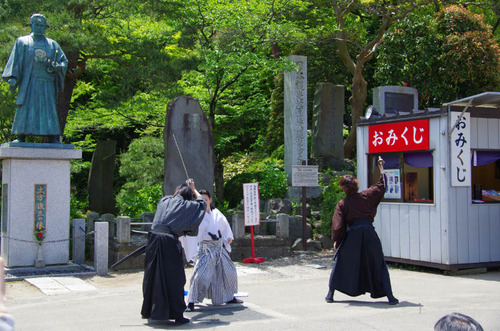 高幡不動尊2012-8