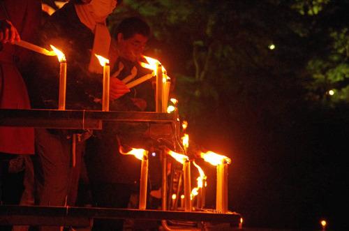 高幡不動尊万燈会201411-12