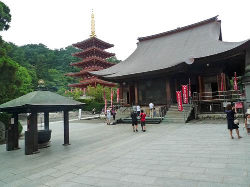 高幡不動201408-1