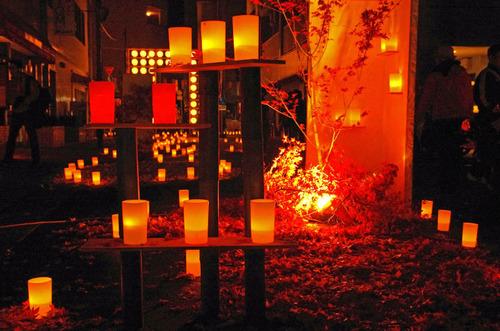 たかはたもみじ灯路2013-12