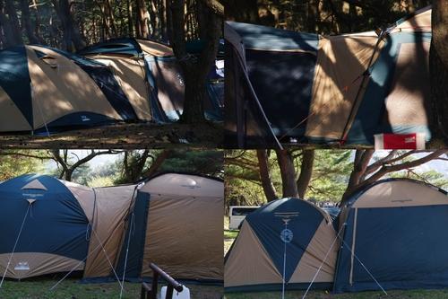 本栖湖キャンプ201005-2