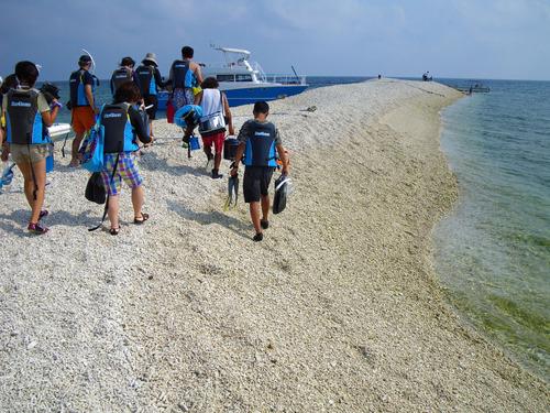 西表島バラス島201008-13