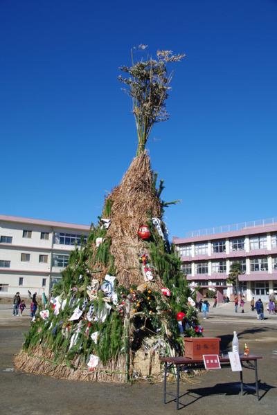 どんど焼2011-7