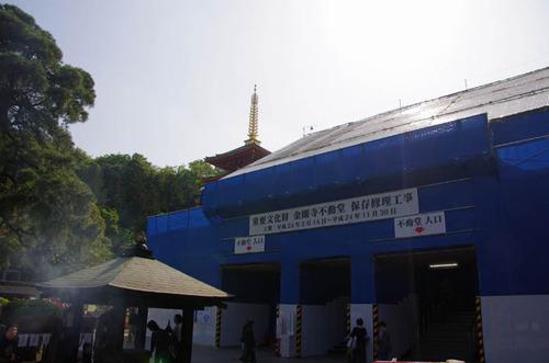 高幡不動尊20120428-1
