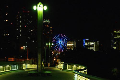 お台場夜景201010-7