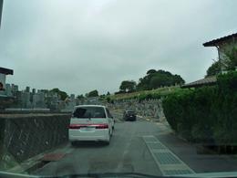 墓参り200906-2