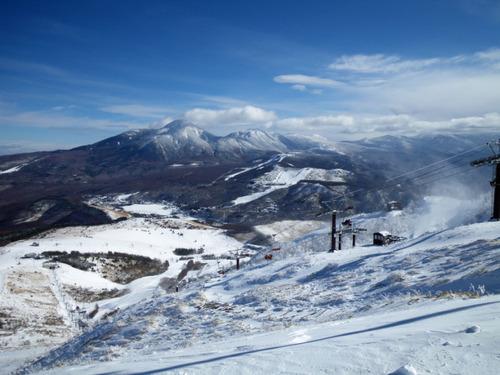 正月スキー2011-4