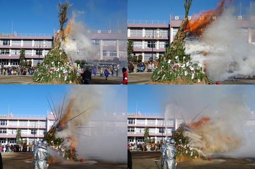 どんど焼2011-9