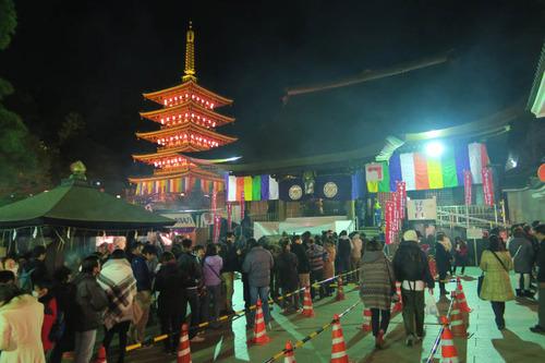 高幡不動尊2016-2