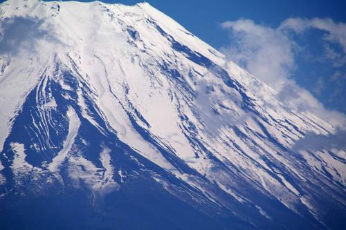 本栖湖からの富士山-3