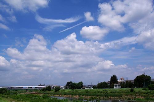 夏の日差し201007-9
