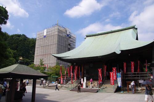 高幡不動尊20110828-1
