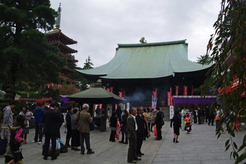 高幡不動尊20101031-2