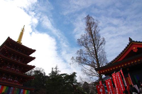 高幡不動201401-2