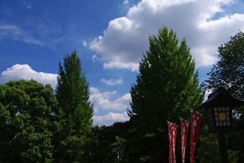 高幡不動尊201009-3
