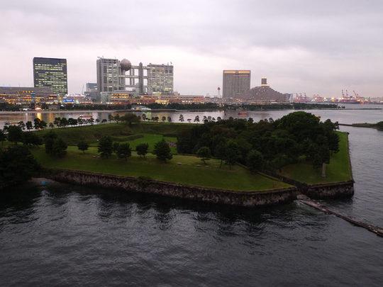 お台場夜景2009-7L