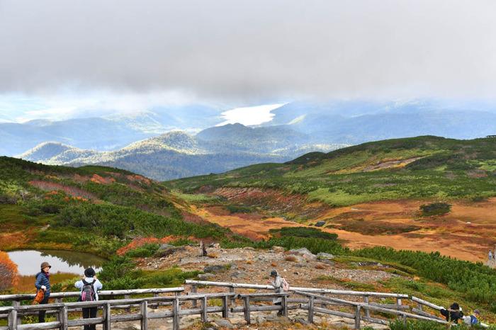 大雪山系旭岳ロープーウェイ201709