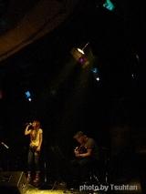 saki @ asia P stage