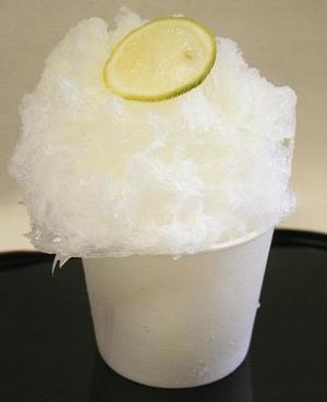 レモン氷小