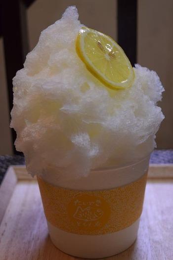 広島レモンの氷2小