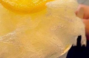 かき氷レモンアップ