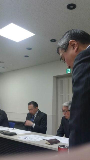 (1)飯田社長さんご挨拶