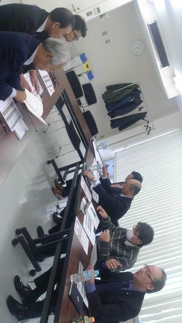 16(2)「一蕾」会議