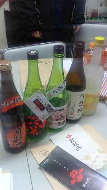 (7)試飲会