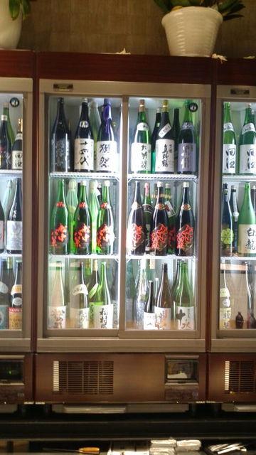 (6)冷蔵庫に船中