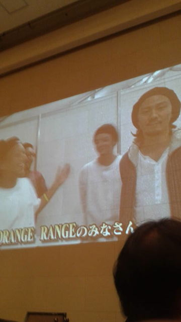 (25)ORANGE RANGEさんビデオレター