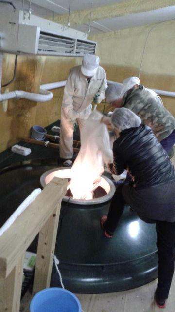 (6)蒸米投入2