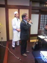 竹内社長と伊藤料理長20140307