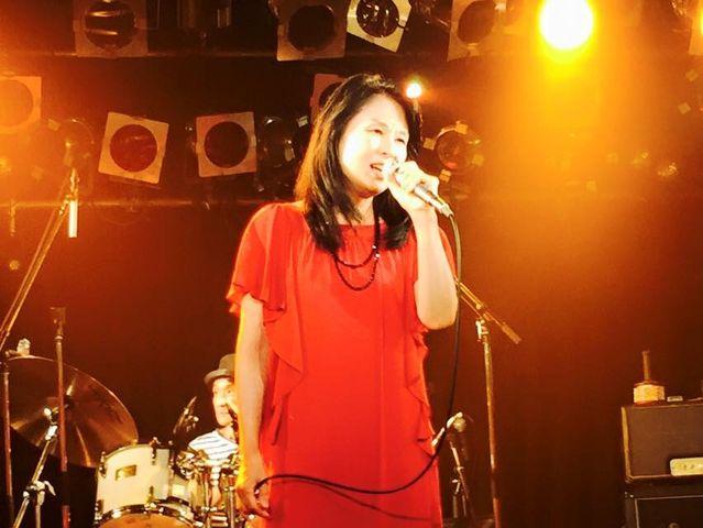 (4)西谷親方ライブ風景