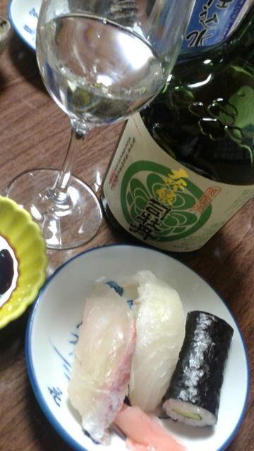 (20)黒金屋と寿司