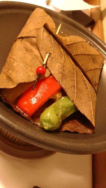 (7)朴葉焼き