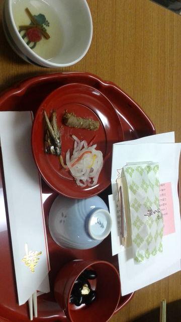 (5)お茶とお茶菓子