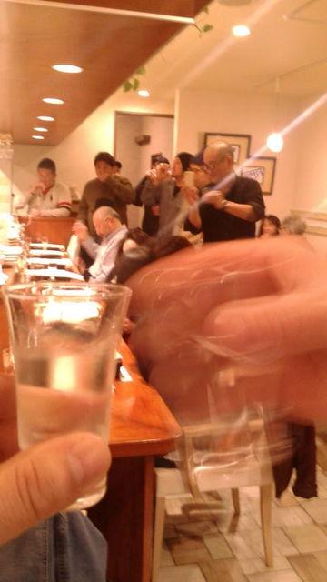 25(9)乾杯