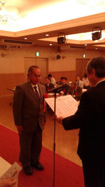 (6)高知県知事賞表彰