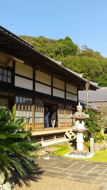 (15)青源寺本堂