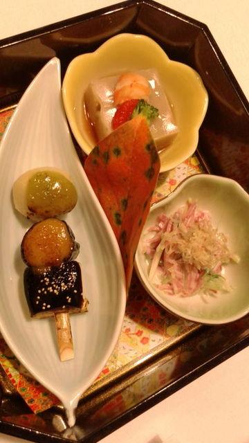(3)前菜