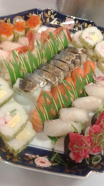 8(14)寿司