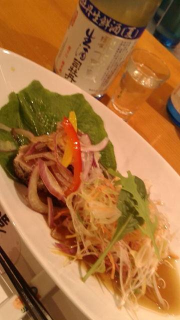 (10)零下生酒と時季菜