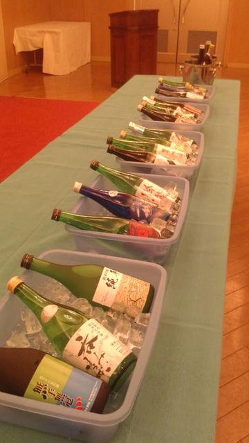 (23)ズラリ土佐酒