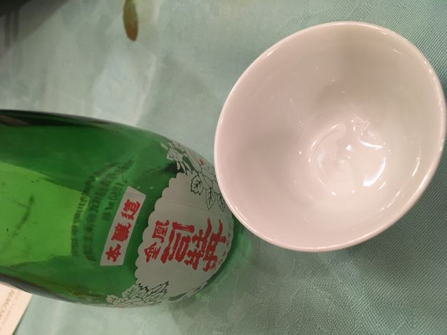 写真5 燗酒