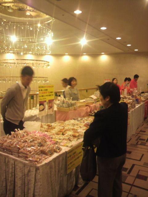 (2)物産販売コーナー